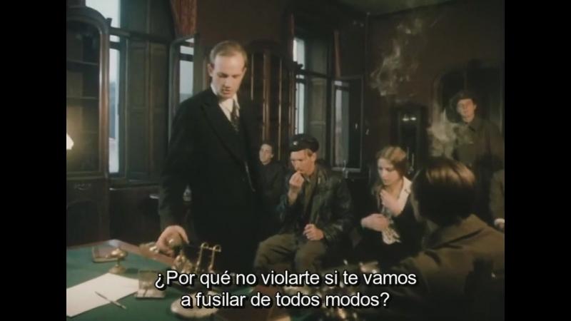 Chekist (1992) (subtitulada)