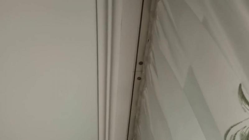 Натяжной потолок 0961800358 Хмельницкий Натяжные Потолки kupidon (спрятали гардину в нишу)