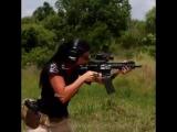 То чувство, когда девушка стреляет больше тебя.
