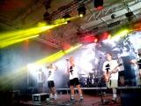 Концерт панк-рок группы