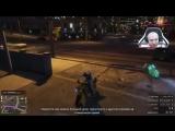 ч.42 СУМАСШЕДШИЕ АТТРАКЦИОНЫ И РАДУЖНЫЕ ГОНКИ!! - Один день из жизни в GTA 5 Online