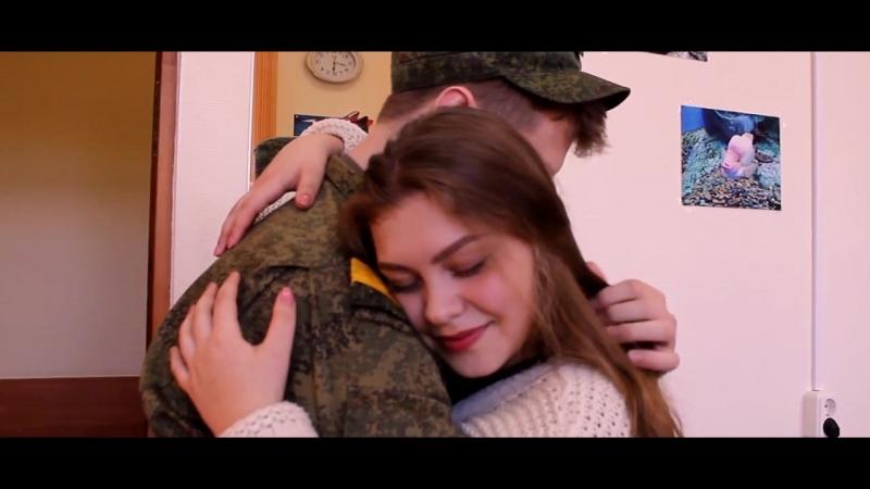 Видео проект Николая Боровкова ВИА Солдаты удачи В Елани дождь