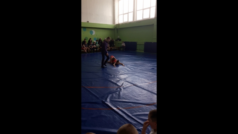 Открытое первенство города по спортивной(греко-римской) борьбе на призы микрорайона