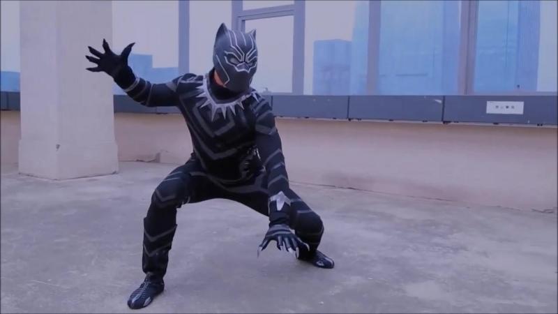 Black Panther_Черная пантера