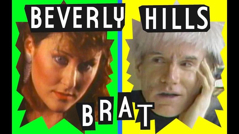 Beverly Hills Brat - Joanna Stingray Feat. Andy Warhol