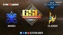2018 GSL Season 2 Ro4 Match 2 Maru T vs Classic P