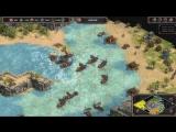 14 минут геймплея демо-версии переиздания Age of Empires: Definitive Edition.