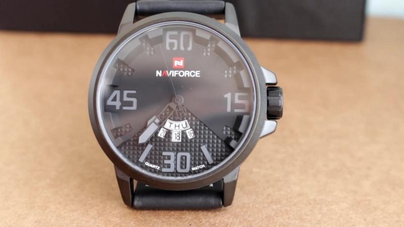 Отличные качественные мужские часы в стильной упаковке😎👍⌚