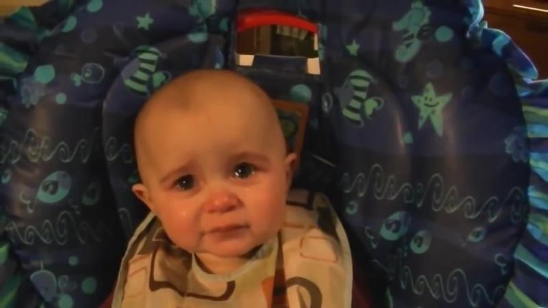 Гамма чувств и эмоций, переживаемых младенцем, слушающего оттенки голоса матери.