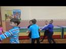 РазучиваниеПольки в исполнении детей 1 А класса. Ноябрь 2017 года