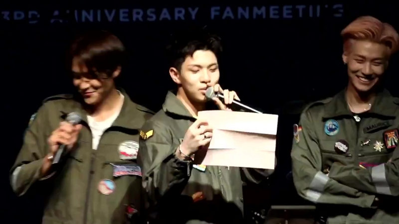 180520 N.Flying 3rd  Anniversary Fanmeeting  <Fly to N.Fia>