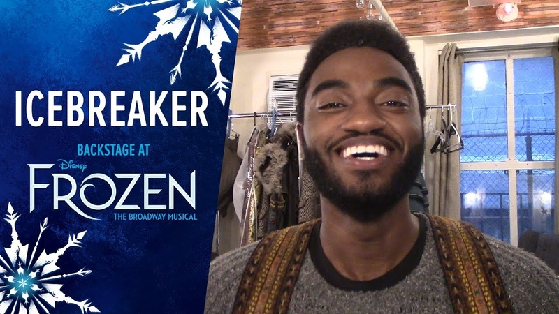 Episode 2: Icebreaker: Backstage at FROZEN with Jelani Alladin
