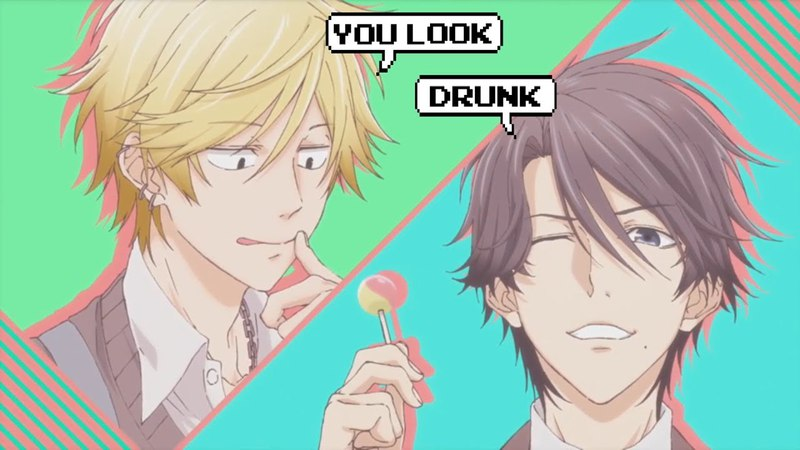 ♪ Nightcore - You Look Better When I'm Drunk (Switching Vocals)
