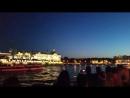 ночная прогулка по Неве перед разводом мостов