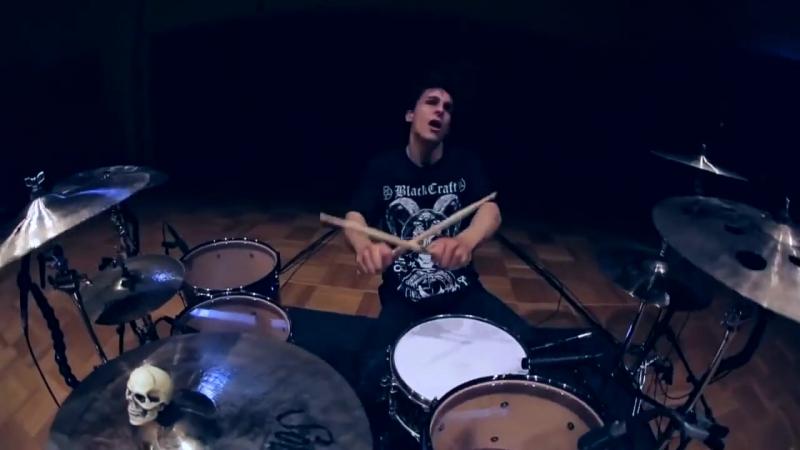 The Prodigy - Voodoo People (Pendulum Remix) Drum Cover
