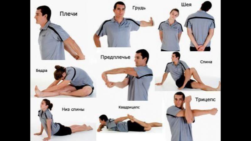 ЛФК от мастера своего дела ( врач реабилитолог )