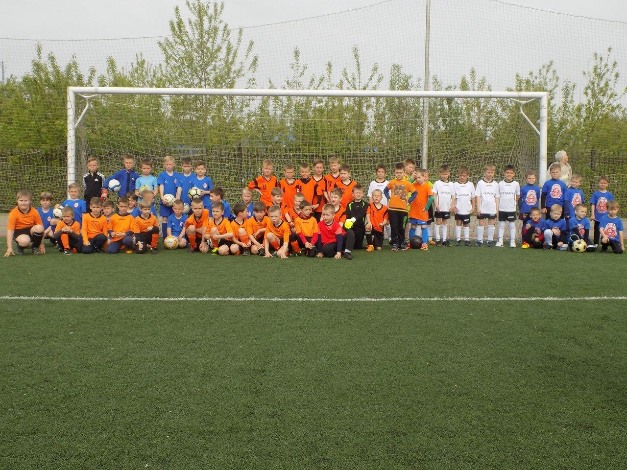 Результаты игр Первенства города Подольска среди детских команд 2006 и 2007/2008 г.р. за 07.10.2017 года