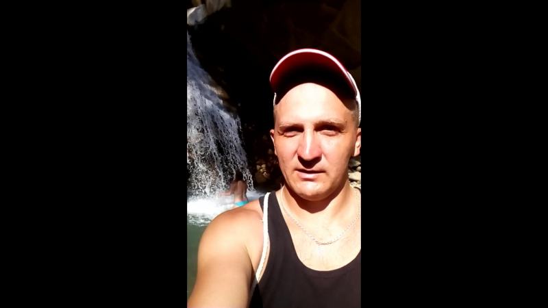 Джиппинг водопад СОЧИ!