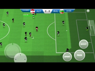 Stickman Soccer 2018 (Official feature preview #1)