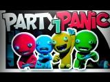 УГАРНЫЙ СТРИМ с ДЕВУШКОЙ в игре Party Panic День 1