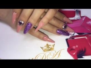Nails by Kseniya Morozova😍👑