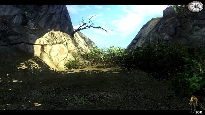 Вырезка из прохождения игры Call of Juarez Сокровища ацтеков by RUSYAPLAY стримы