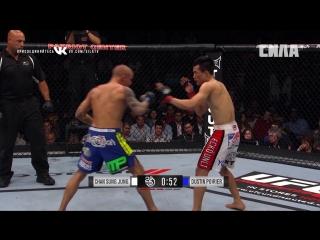 UFC. 25 Величайших боев. Часть 1. Чон Чхан Сон VS Дастин Порье