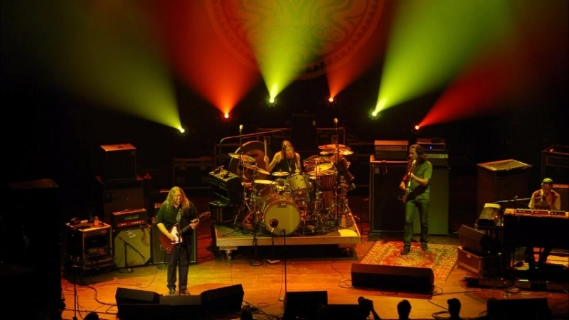 Govt Mule-The Same Thing
