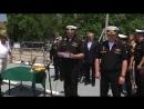 Прибытие фрегата «Адмирал Григорович» в Севастополь