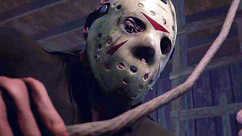 FRIDAY THE 13TH GAME Campaign Single Player Gameplay Trailer 2018 (PS4/Xbox One/PC)