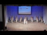 Вальс-чечетка. Образцовый хореографический ансамбль Калейдоскоп Севастополь