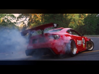 Drift Vine | Toyota GT86 GT4586 Ryan Tuerck @RyanTuerck at Portland Touge