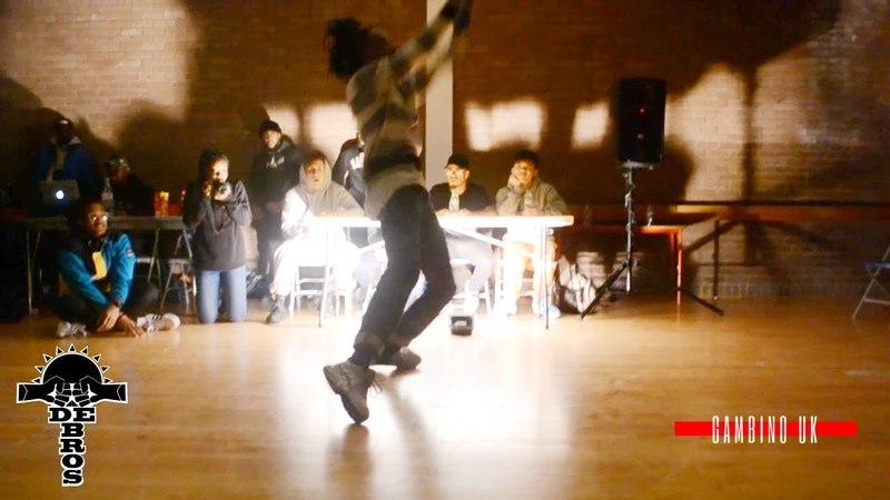 Evion | Judge Showcase | Hip-Hop | Gambino UK: Survival Of The Fittest U18 | @gambinouk