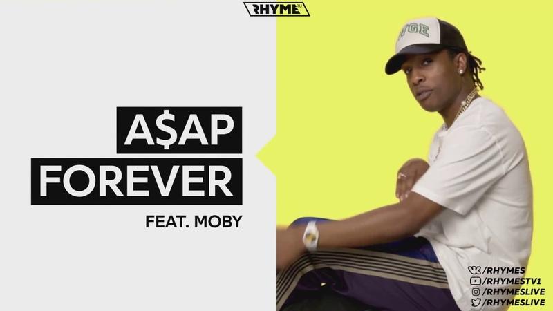 A$AP Rocky объясняет значение строчек песни «A$AP Forever» | ПЕРЕВЕДЕНО И ОЗВУЧЕНО