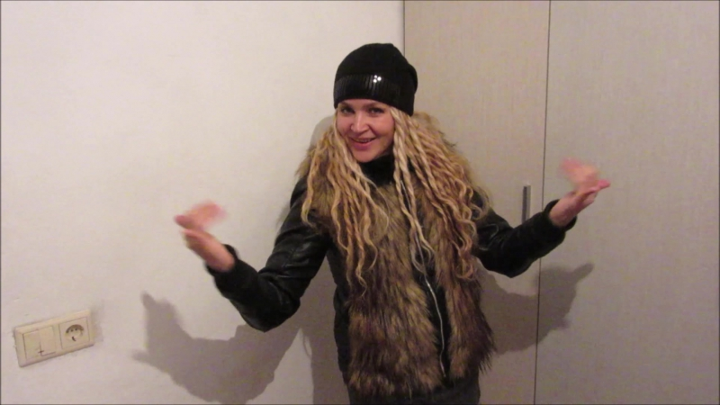 Задание, сразу мерю 7 вещей от Мадоны из Греции...)