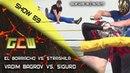 GCW Show 59: El Borracho vs. Strashila / Bagrov vs. Sigurd