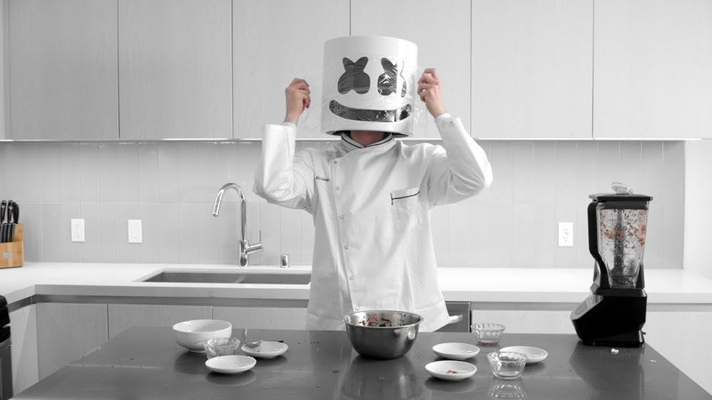 Cooking with Marshmello How To Make Indonesian Sate
