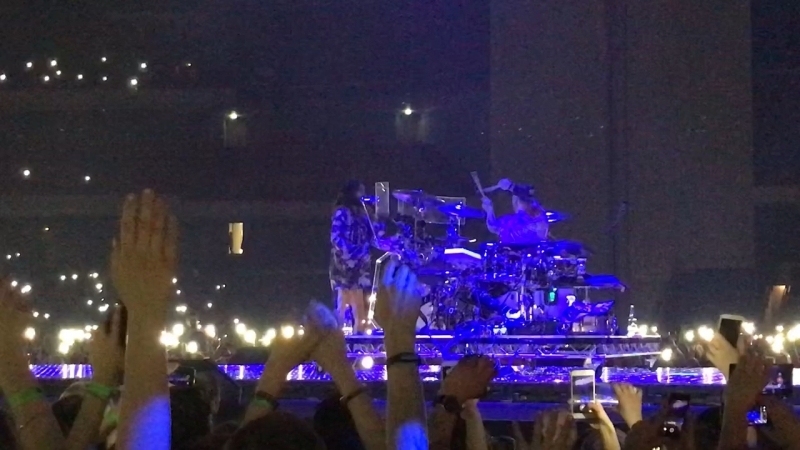 30 Seconds to Mars City of Angels Live in Moscow 28 04 2018