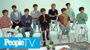 K Pop Sensation NCT 127 Gets Candid About Life And Touring In Full Interview PeopleTV