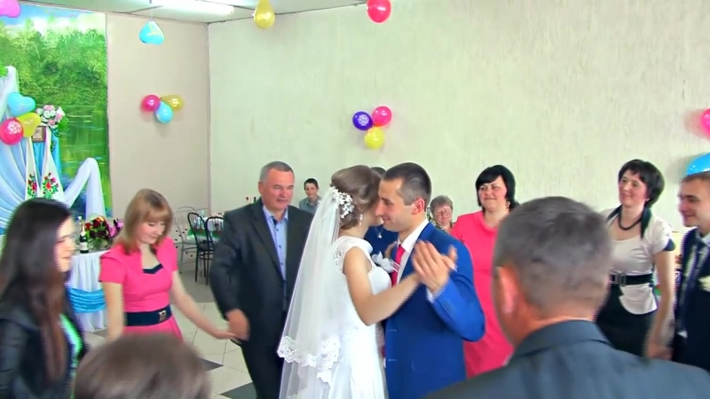 свадебный банкет лунинец андрей вика vk.com/prostovideofoto