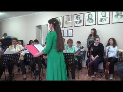 В ДШИ прошёл концерт оркестра Самоцветы