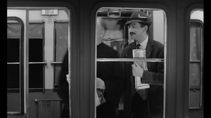Француженка и любовь! (комедия-1960г.)