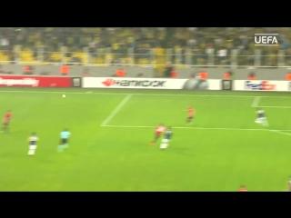 Мусса Соу (Фенербахче) - лучший гол сезона 2016/17!