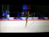 Elizaveta Makhoshvili , ribbon , EF ( Irina Cup 2018 )
