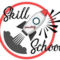 Логотип SKILL SCHOOL- первая навыковая школа в Самаре