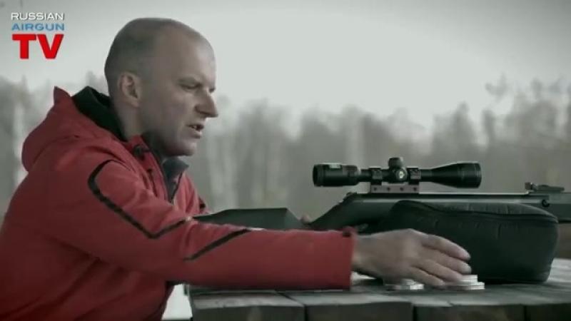 Russian Airgun TV. Пневматическая винтовка Walther LGV 4,5 мм. Тест любителя