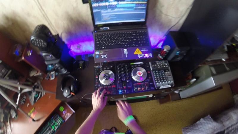 GoPro HERO4 Session и DJ-Pasha J