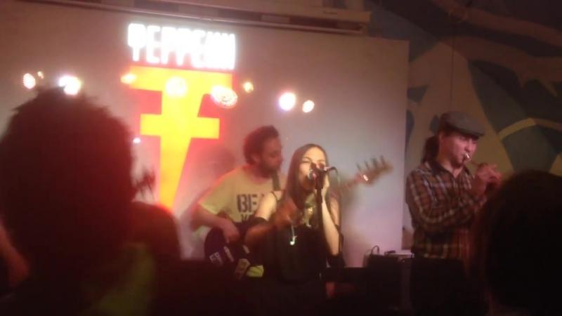 SITA G - Запахи, прикосновения, звуки (Live in Феррейн 20.04.2018)
