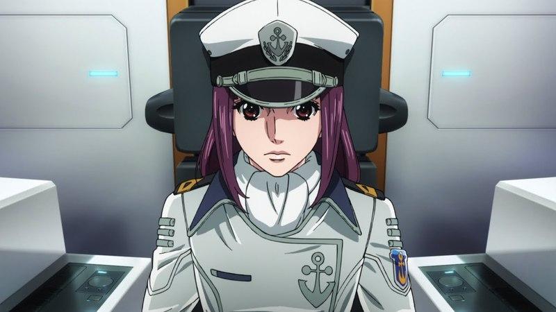 Uchuu Senkan Yamato 2202 -Ai no Senshi-tachi — Рекламный ролик