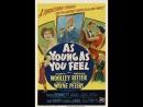 As Young as You Feel (1951) Monty Woolley, Thelma Ritter, David Wayne, Marilyn Monroe